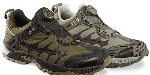 boa鞋带卷锁系统--运动时尚的vasque越野跑鞋