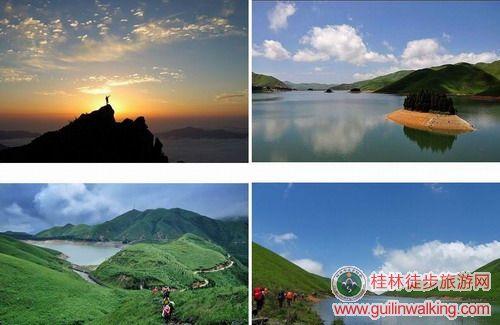 面积达10平方公里,风景区内主峰 燕子山 海拔1562米,因其外形像只展翅